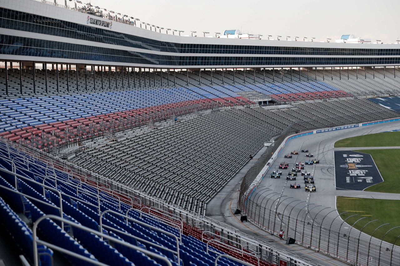 Indycar Series at Texas Motor Speedway