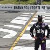 Jimmie Johnson at Pocono Raceway - NASCAR driver