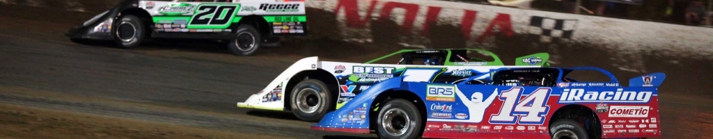 Clash at the Mag Starting Lineups: June 20, 2020 (Lucas Late Models)