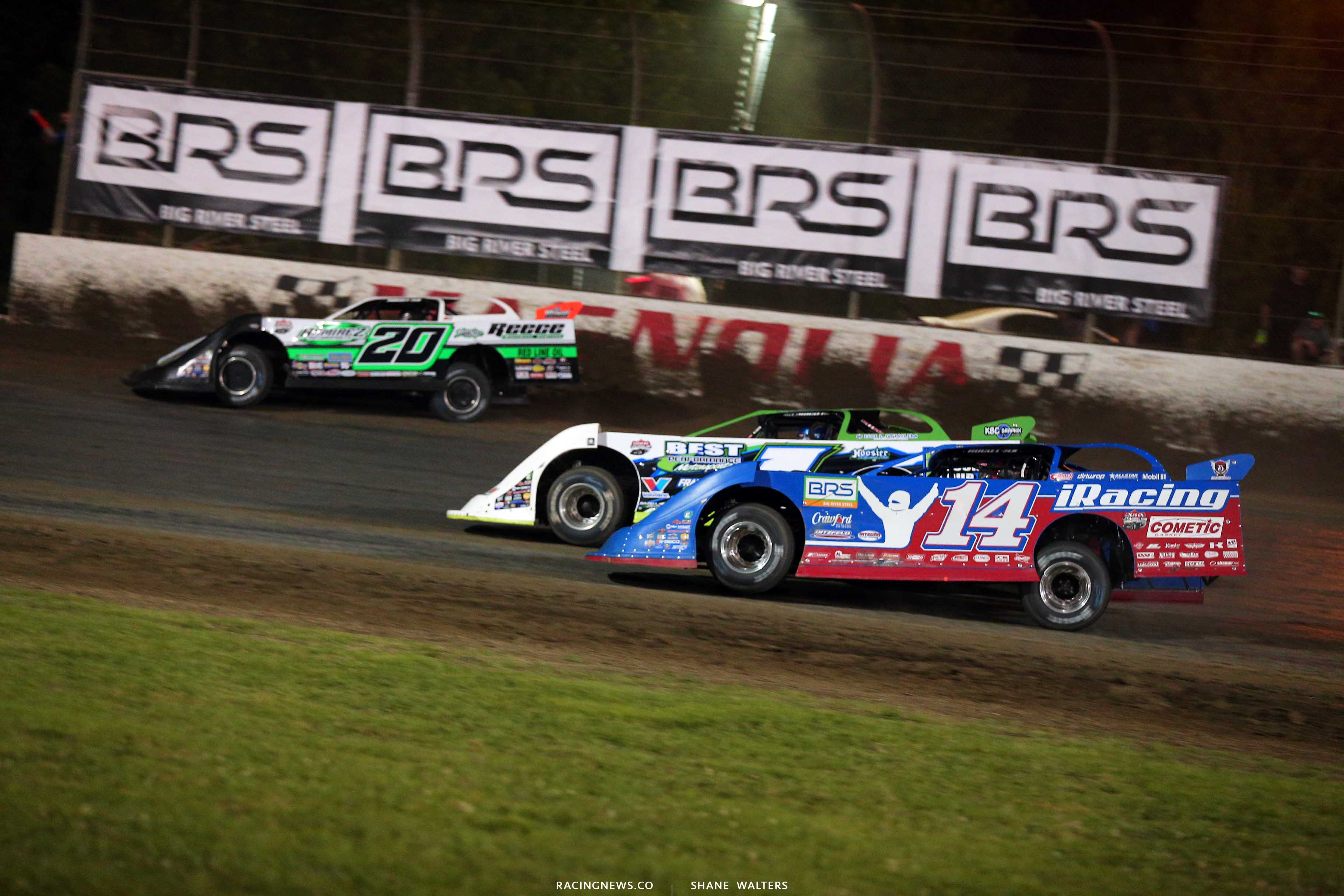 Jimmy Owens, Tyler Erb and Josh Richards in The Clash at The Mag - LOLMDS 6885
