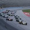 Josef Newgarden lead at Texas Motor Speedway - NTT Indycar Series