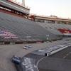 Justin Allgaier leads at Bristol Motor Speedway - NASCAR Xfinity Series