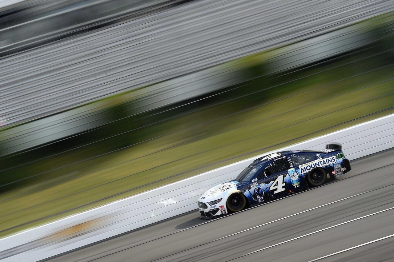 Kevin Harvick at Pocono Raceway - NASCAR Cup Series