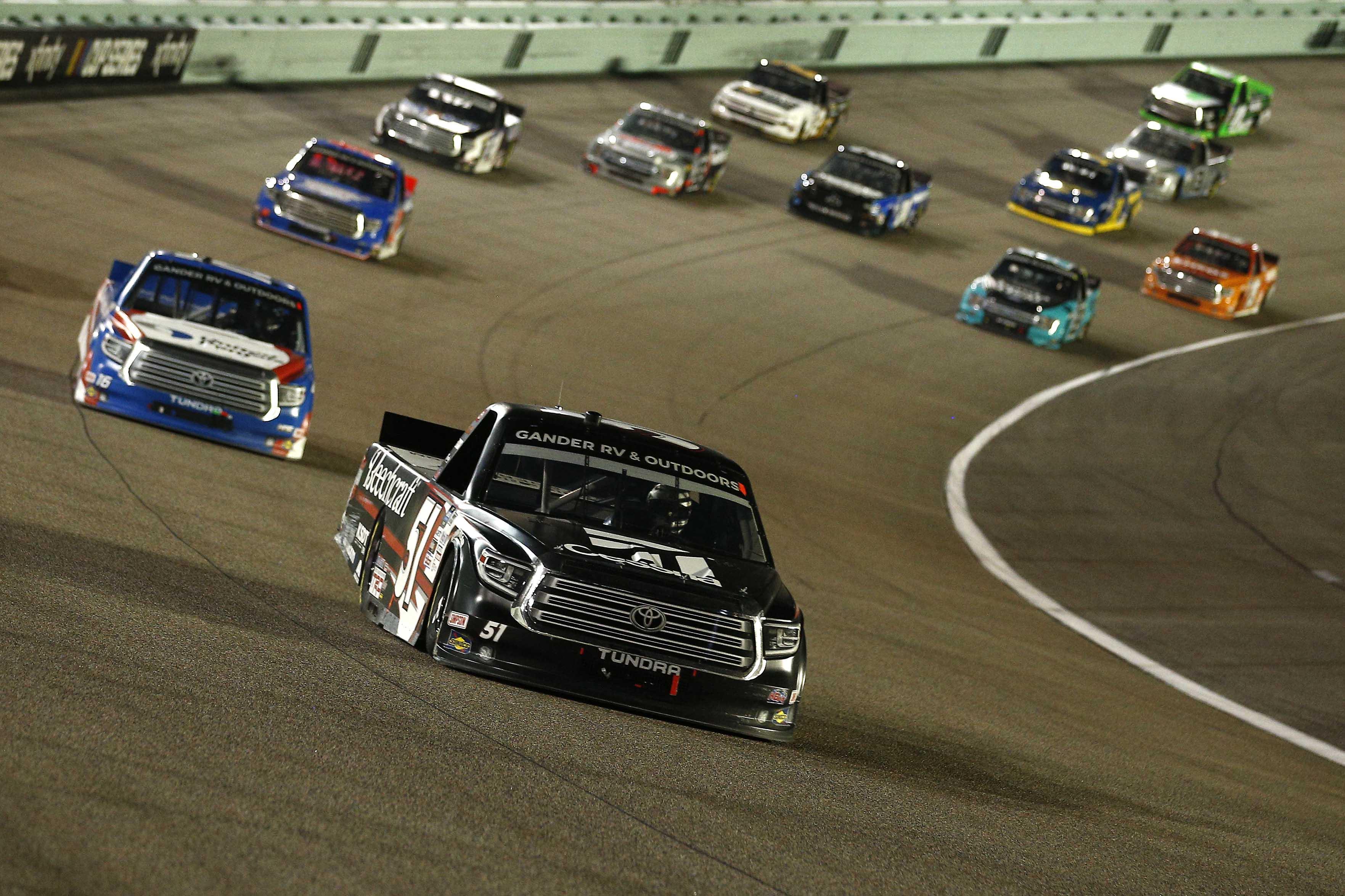 Kyle Busch - Homestead-Miami Speedway - NASCAR Truck Series