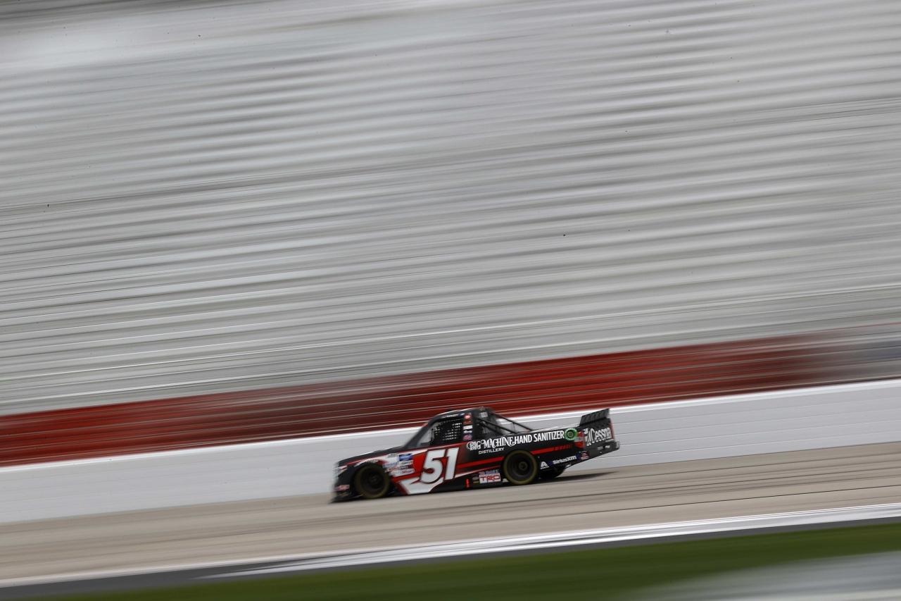 Kyle Busch - NASCAR Truck Series - Atlanta Motor Speedway