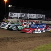 Lucas Oil Late Model Dirt Series at Magnolia Motor Speedway - Clash at The Mag 6997