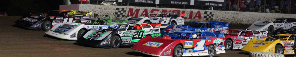 Magnolia Motor Speedway Results: June 20, 2020 (Lucas Oil Late Models)