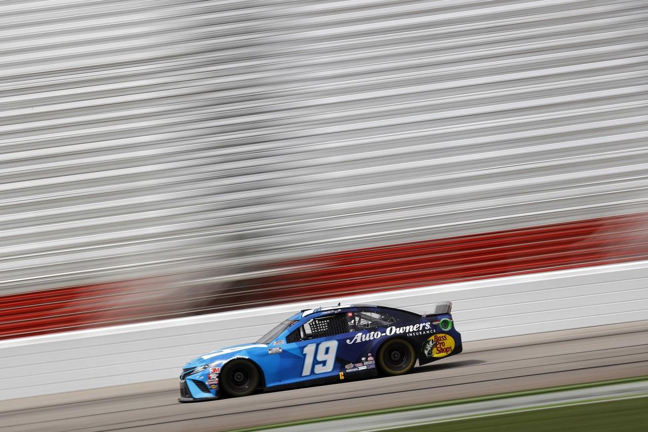 Martin Truex Jr at Atlanta Motor Speedway - NASCAR Cup Series