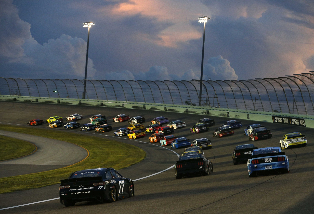 NASCAR Cup Series at Homestead-Miami Speedway