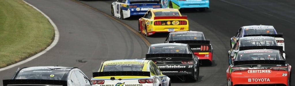 Pocono Race Results: June 28, 2020 (NASCAR Cup Series)