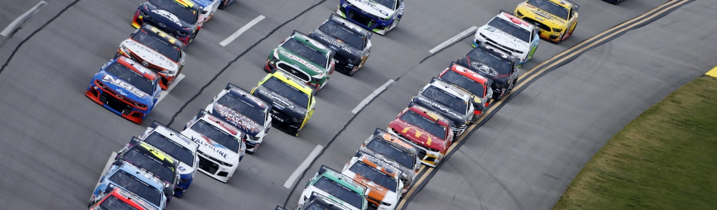 Talladega Race Results: June 22, 2020 (NASCAR Cup Series)