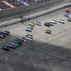 NASCAR Cup Series at Talladega Superspeedway - Denny Hamlin and Joey Logano