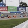 NASCAR Cup Series race at Atlanta Motor Speedway