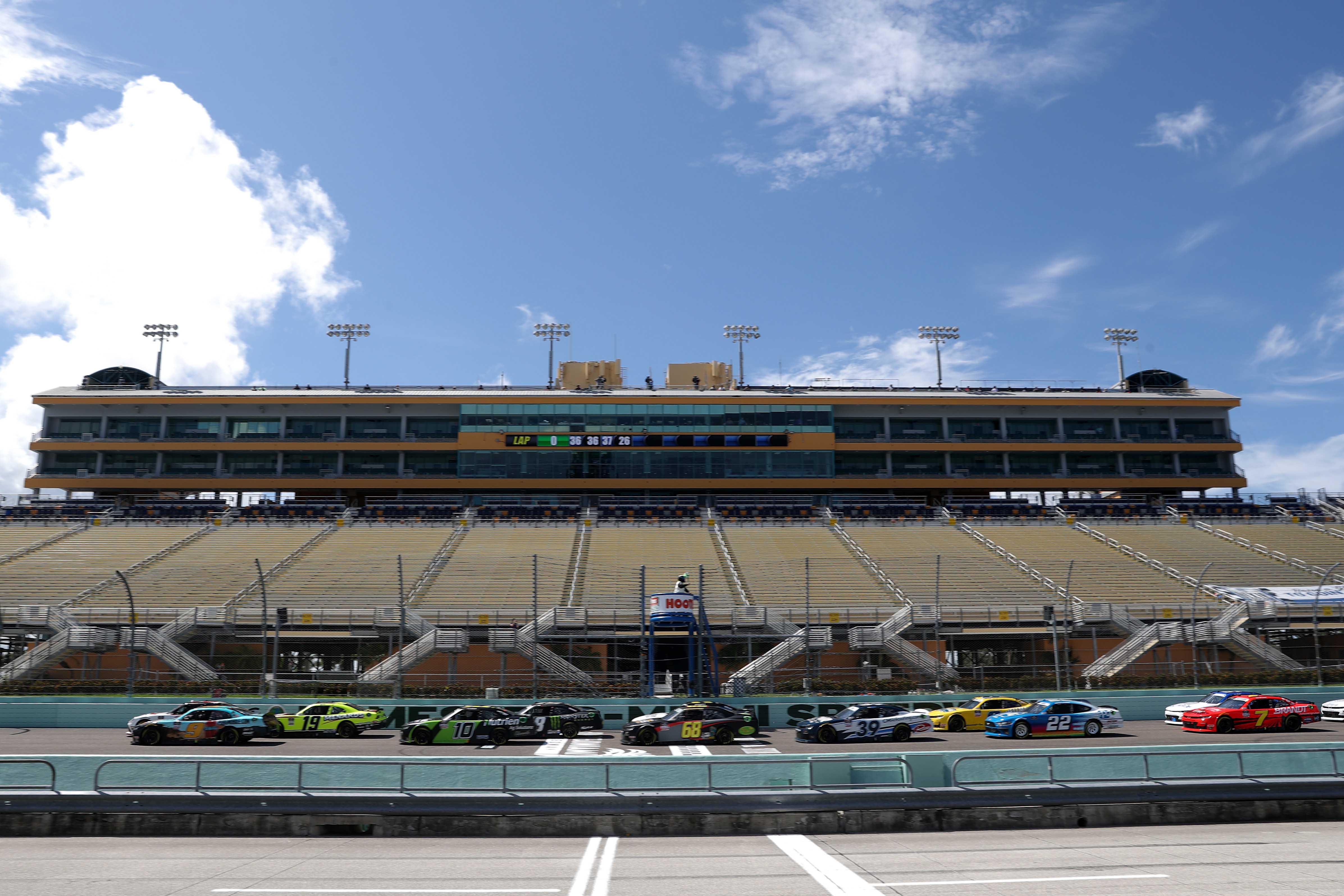 NASCAR Xfinity Series at Homestead-Miami Speedway