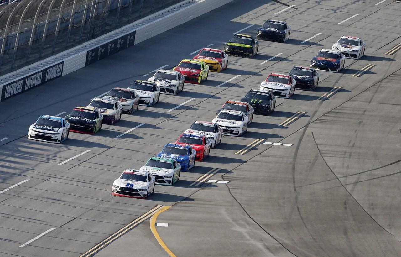 NASCAR Xfinity Series at Talladega Superspeedway - Chase Briscoe