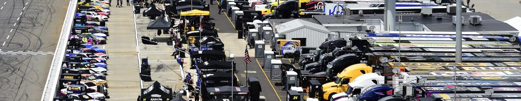 Martinsville Speedway Entry Lists: April 2021 (NASCAR)
