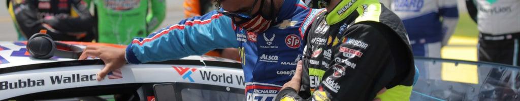 NASCAR drivers Bubba Wallace, Ryan Newman make Google trends list in 2020