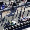 Social distancing at Bristol Motor Speedway - NASCAR Xfinity Series