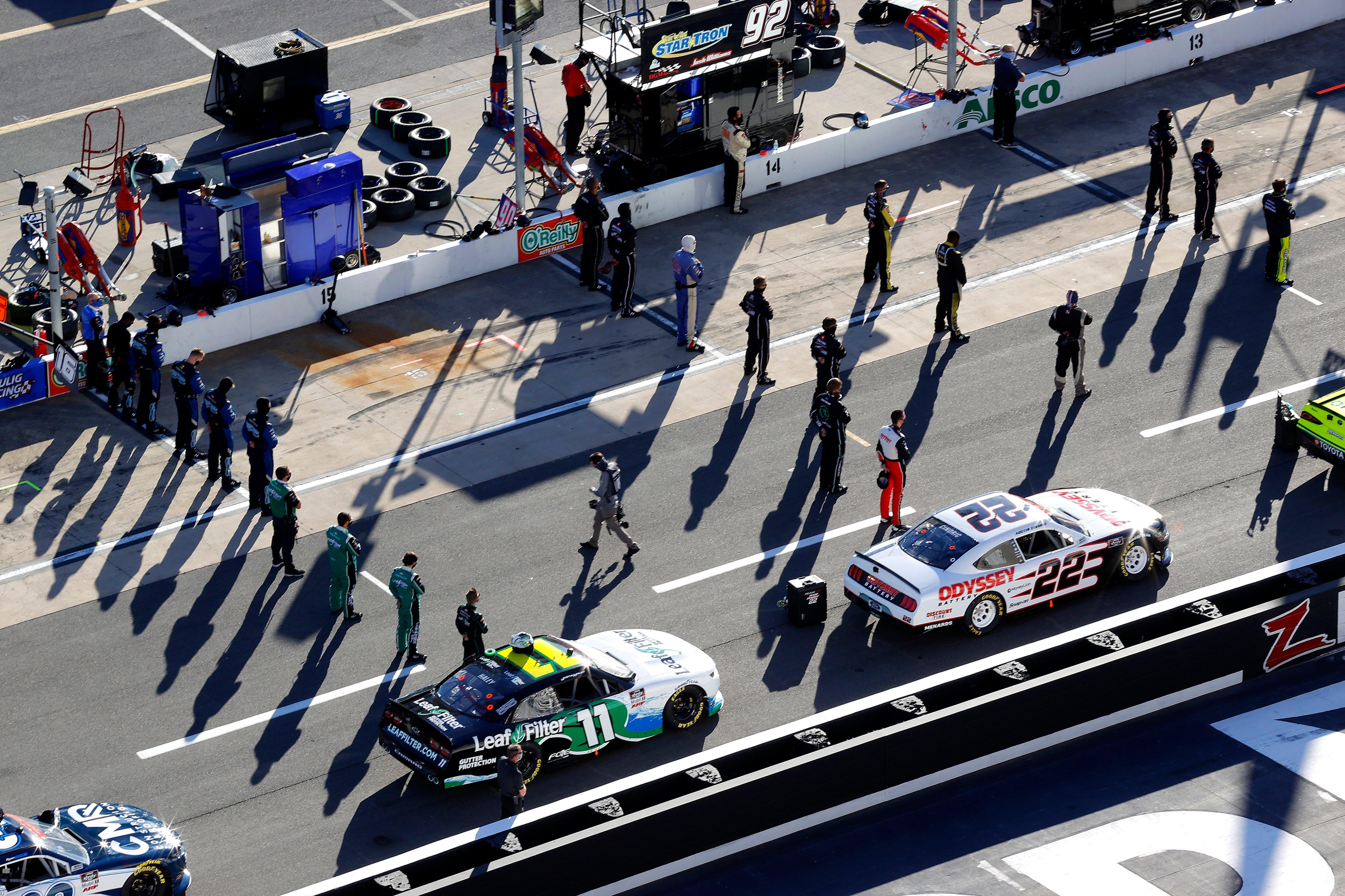 Bristol Starting Lineup: September 18, 2020 (NASCAR Xfinity Series) - Racing News