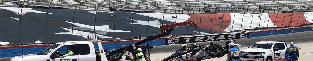 Texas Practice Results: June 6, 2020 (Indycar Series)