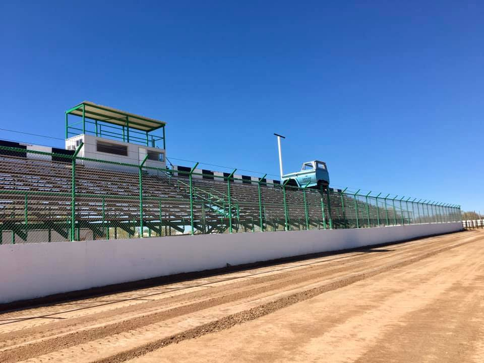 Alien Motor Speedway New Mexico