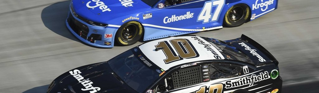 NASCAR car number placement discussed for 2022
