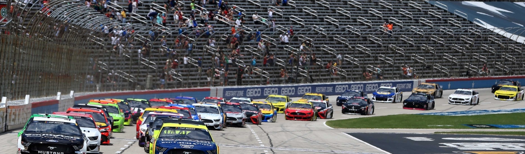 Texas Race Results: July 19, 2020 (NASCAR Cup Series)