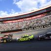 Brennan Poole, Christopher Bell, Austin Dillon, Matt DiBenedetto, John Hunter Nemechek - Bristol Motor Speedway - NASCAR Cup Series