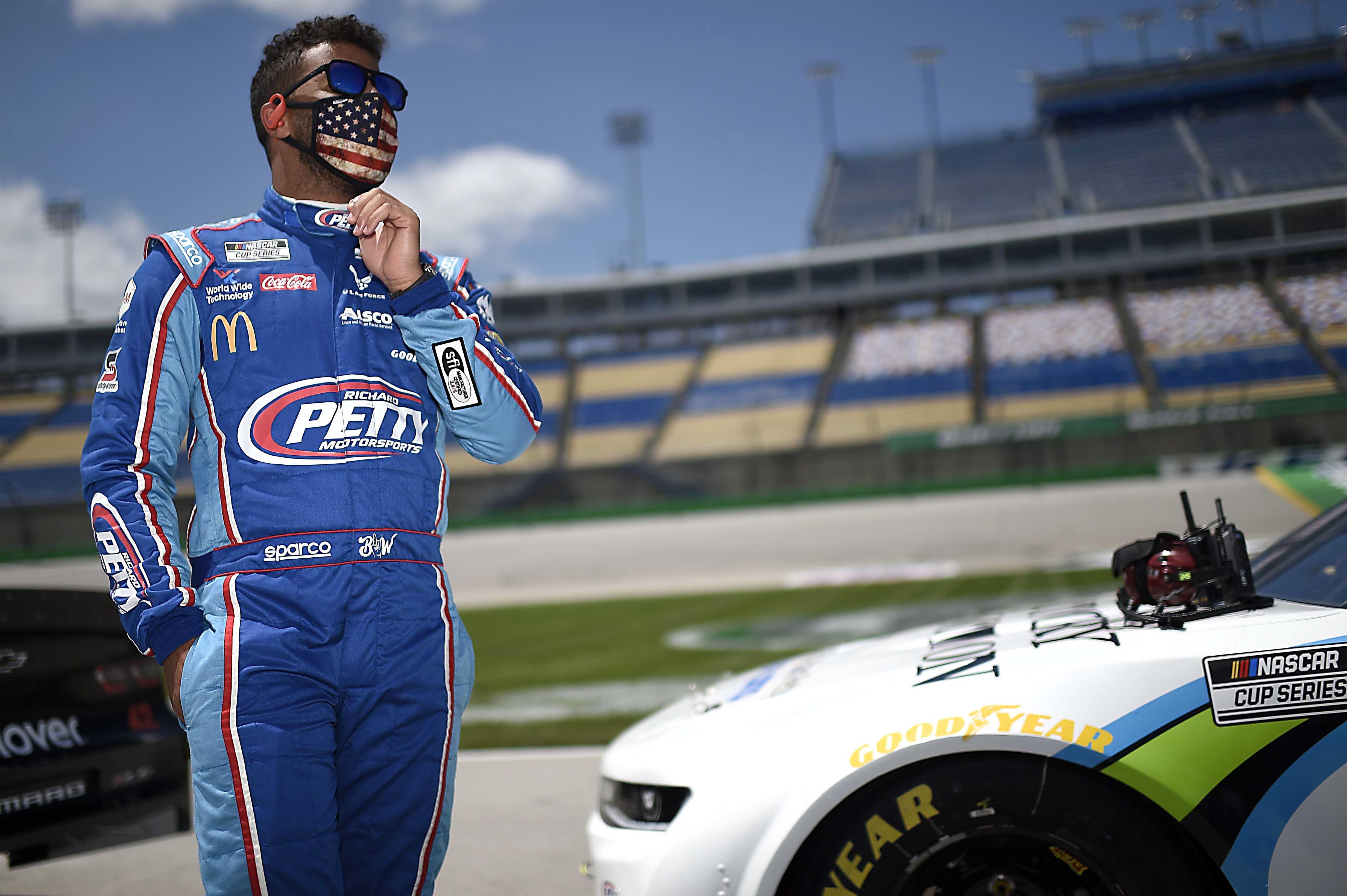 Bubba Wallace - NASCAR driver