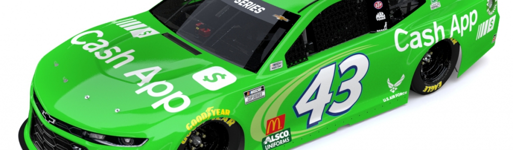 Cash App joins NASCAR to sponsor Bubba Wallace