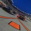 Choose cone at Bristol Motor Speedway - NASCAR All-Star Race