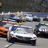 Denny Hamlin at Texas Motor Speedway - NASCAR Cup Series