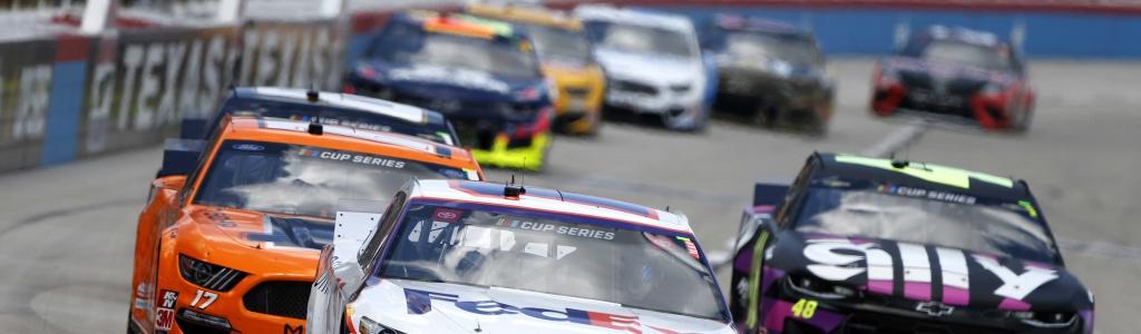 Texas TV Schedule: October 2020 (NASCAR Weekend)