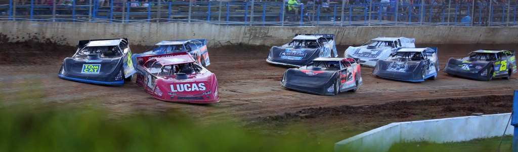 Florence Speedway Results: July 10, 2020 (Lucas Late Models)