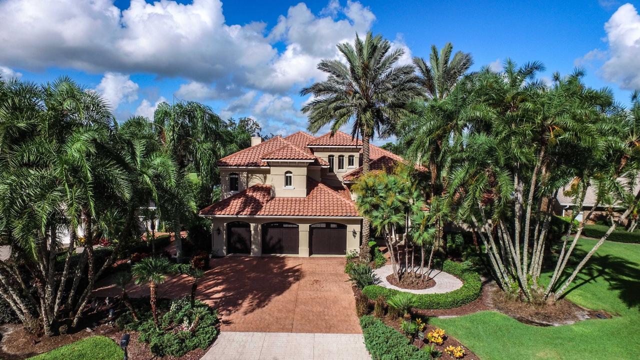 Florida mansion for sale