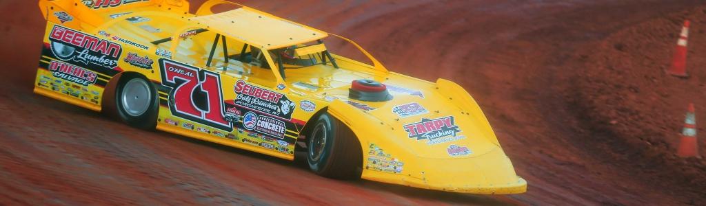 Hudson O'Neal and MasterSbilt Race Cars part ways