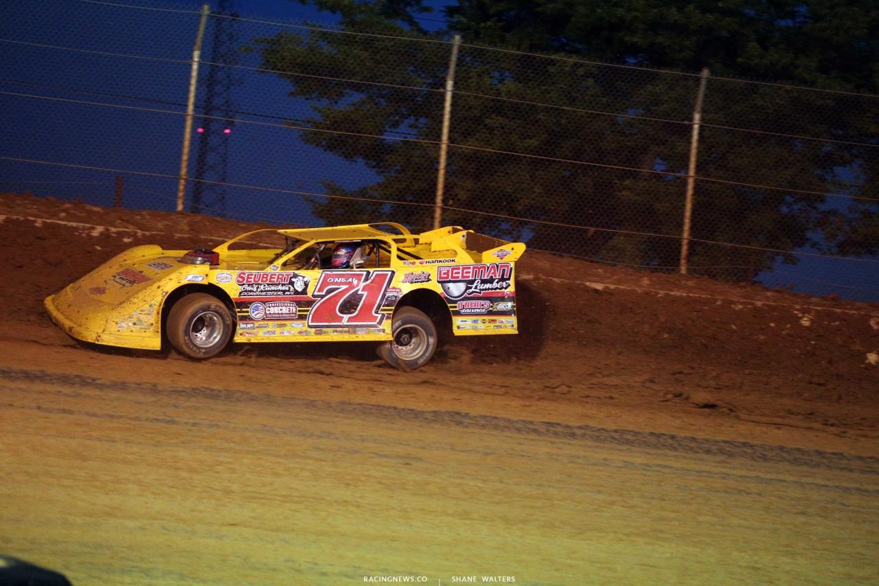 Hudson O'Neal at Florence Speedway - Lucas Series 8342