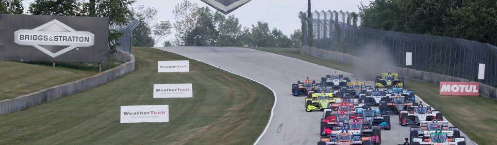 Road America Starting Lineup: July 12, 2020 (Indycar Series)