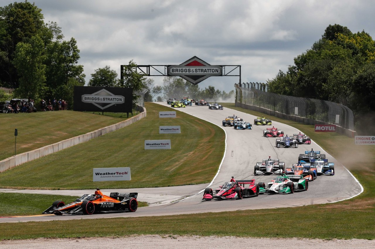 Indycar Series at Road America