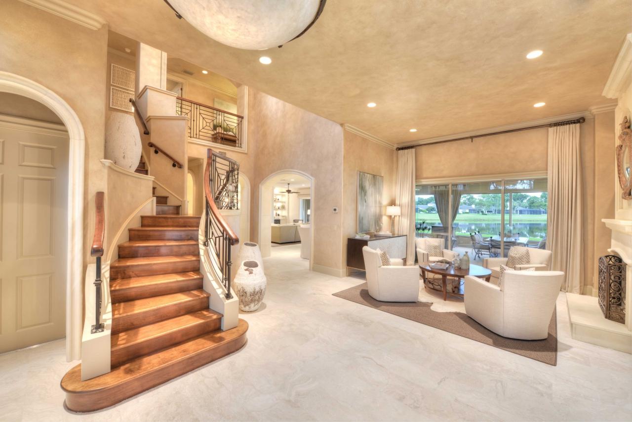 Inside Richard Childress Florida mansion