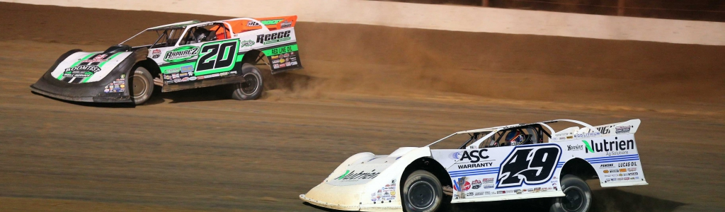 Portsmouth Results: July 4, 2020 (Lucas Late Models)