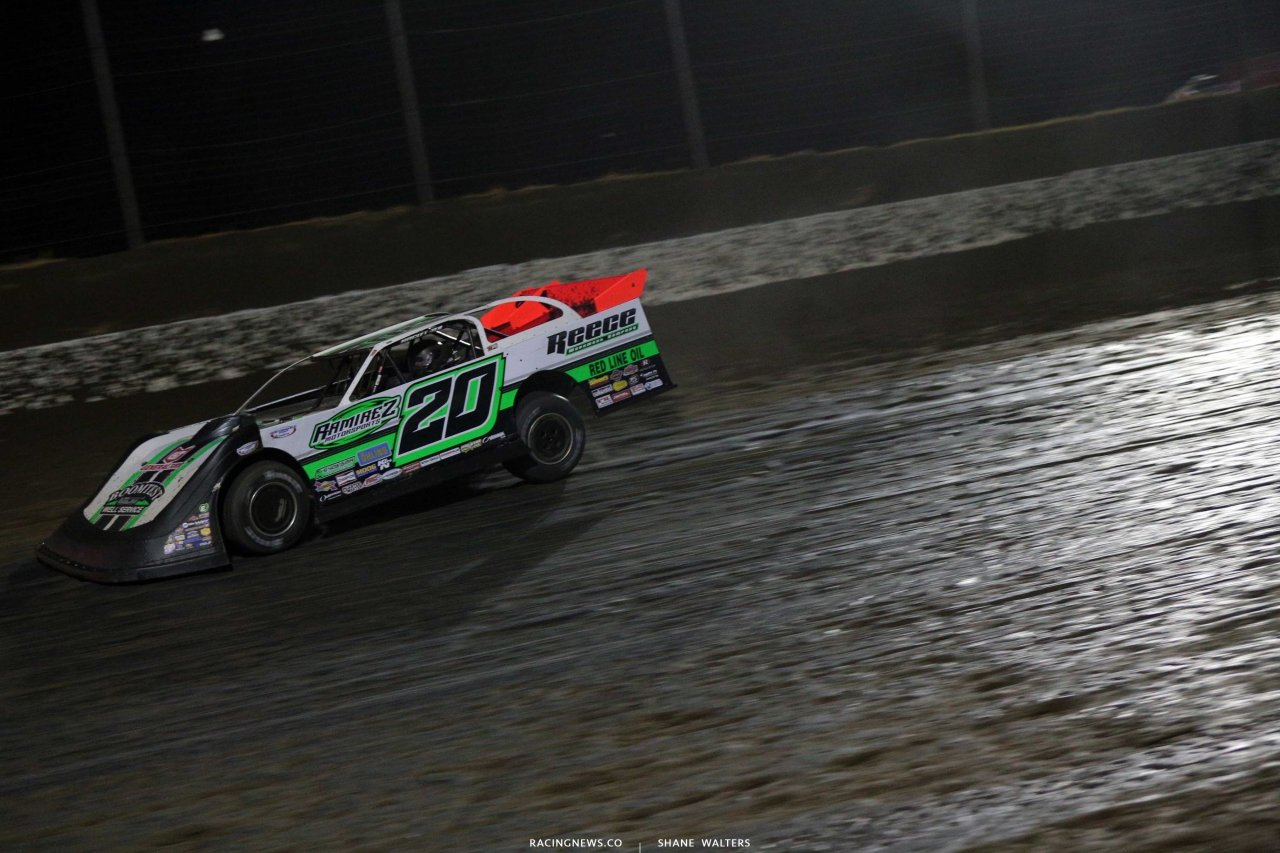 Jimmy Owens wins at I-80 Speedway - Lucas Oil Late Model Dirt Series 0029
