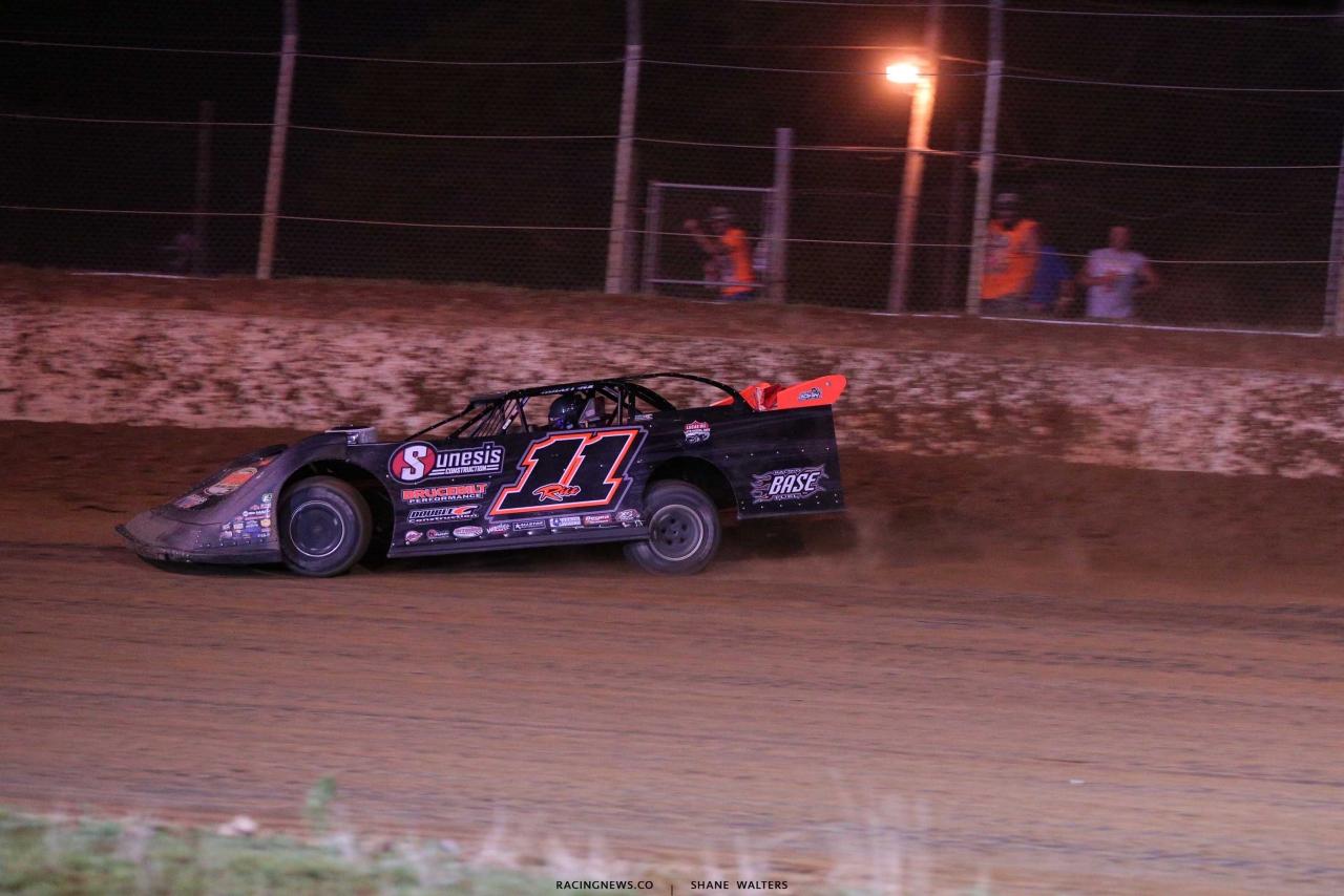 Josh Rice at Florence Speedway - Lucas Oil Series 8413