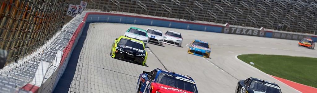 Texas Starting Lineup October 24 2020 Nascar Xfinity Series Racing News