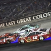 Kevin Harvick, Chase Elliott and Ryan Blaney - NASCAR All-Star Race at Bristol Motor Speedway - Underglow Light