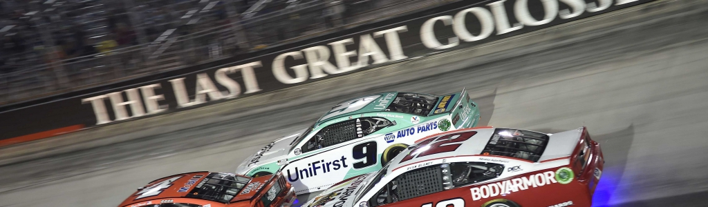 Kevin Harvick critical of Bristol track prep and underglow lights