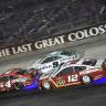 Kevin Harvick, Chase Elliott and Ryan Blaney - NASCAR All-Star Race at Bristol Motor Speedway - Underglow Light