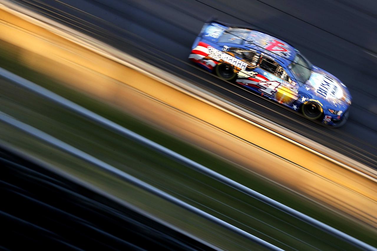 Kevin Harvick at Indianapolis Motor Speedway - NASCAR Cup Series