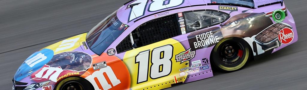 Kansas Penalty Report: October 2020 (NASCAR Weekend)