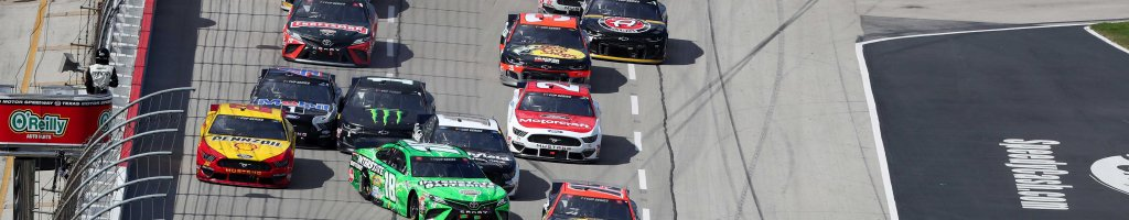 Texas Starting Lineup: October 2020 (NASCAR Cup Series)